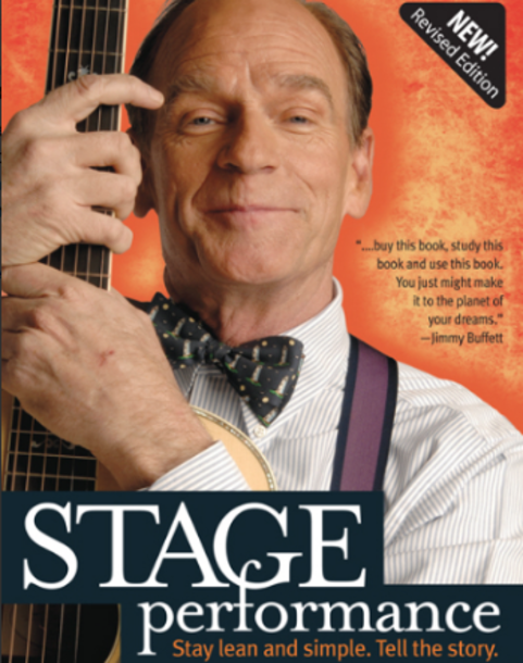 Stage Performance Book