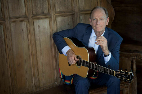 Livingston Taylor to display his multigenre musical ability at the Levoy