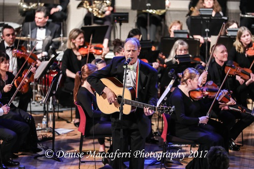 PLYMOUTH PHILHARMONIC An Evening with Livingston Taylor