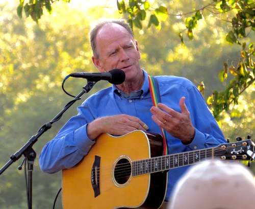 Hello from Livingston Taylor