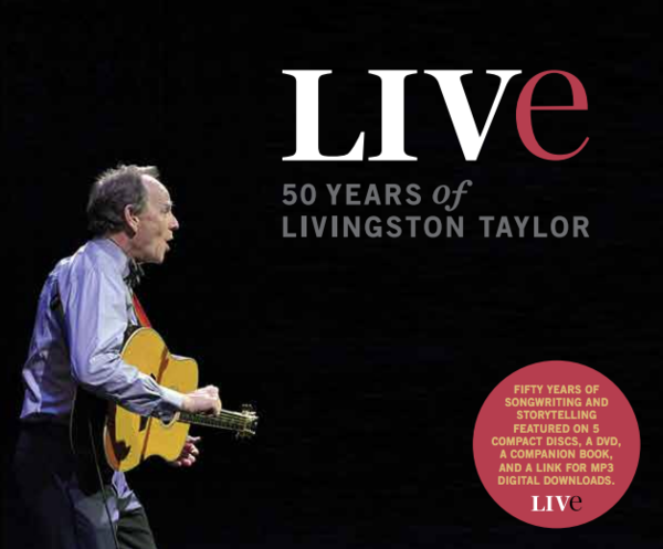 Happy Holidays from Livingston Taylor