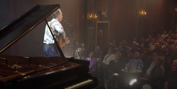 PBS Special Livingston Taylor Live from Sellersville Theater Songs amp Stories