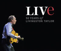 LIVe  50 Years Of Livingston Taylor Live 5 CD Digital Download Only